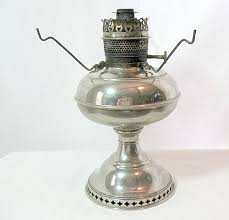 Antique Kerosene Lanterns Value by Vintage Collectible Early 1900s Perfection Kerosene Lamp From