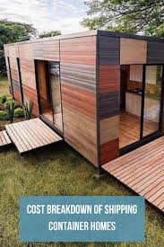 100 How To Make A Container Home Detailed Look Into The Various Costs That Make Up A