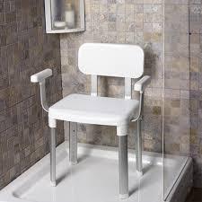 duschstuhl badewannenstuhl mit arm und rückenlehne badhocker duschhocker badestuhl duschhilfe badhilfe bad hocker stuhl