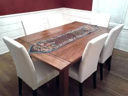Farmhouse Tables For Sale Used Large Size Of Round Table Plans With X Legs