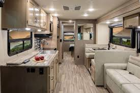 Rv Jackknife Sofa With Seat Belts by Floor Plans A C E 30 3