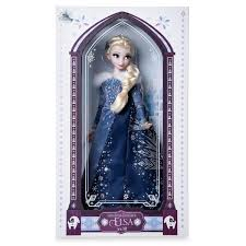 Elsa Doll Olafs Frozen Adventure Limited Edition Elsa