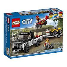 100 Atv Truck LEGO CITY ATV Race Team Toy Set Kit 60148 Building Vehicles