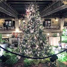 Christmas Tree Elegance Begins Nov 28