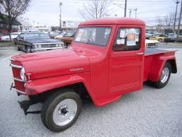 100 Willys Jeep Truck For Sale 1951 WILLYS JEEP PICKUP AllCollectorCarscom