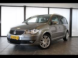 Volkswagen Touran 2 0 TDI Highline 2009 Occasion