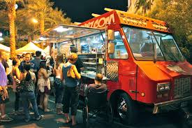 100 Vegas Food Trucks Streats Festival Ran Over By Crowds Las