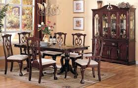 Traditional Dining Room Chairs Stylish Sets Cherry Pantry Versatile Wood