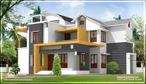 100 New Modern Home Design Contemporary House Plans Kerala Unique Modern