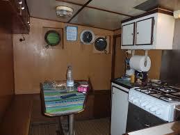 cuisine bateau 4 cuisine interieur bateau de peche oleron olé plage top