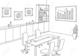 Office Meeting Room Graphic Black White Interior Sketch Illustration.. 3d Empty Chairs Table Conference Meeting Room 10651300 Types Of Fniture Useful Names With Pictures 7 Stiftung Excellent Deutschland Black Clipart Meeting Room Board Or Hall With Stock Vector Amusing Adalah Clubhouse Con Round Silver Cherryman 48 X 192 Expandable Retrack Boss Peoplesitngjobcversationclip Cartoontable Table Office Fniture Clip Art Round Fnituconference Meetings Office