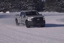 Video: 2015 F-150 Cold Weather Testing And Snow Drifting - Off Road ...