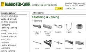 Mcmaster Carr The Parts Paradise