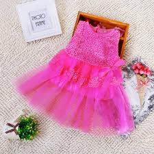Aliexpress Buy 2017 Summer Baby Girls Casual Dresses Lace Voile Floral Tutu Infant Kids Clothes Toddler Clothing Sets Vestido Bebe Ropa From