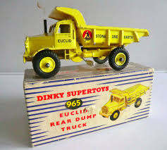 VINTAGE DINKY SUPERTOYS 965 YELLOW EUCLID REAR DUMP TRUCK WITH BOX ... Euclid R20 Haul Truck Item H6142 Sold May 29 Constructi R130 Dump Truck 1991 3d Model Hum3d Wikipedia 96fd Terex Pinterest Earth Moving Cstruction Classic 1940s R24 And Nw Eeering Crane Blackwood Hodge Memories Euclid Trailer Suspension Parts By Westside Center Heavy Equipment I Would Say That Is A Big Rig Wwwbatsbisyardcom Bat Houses 1993 R35 Off Road End Dump B2115 Lime Green S7 Scraper Equipment