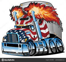 100 Semi Truck Tattoos Truck Tattoo Designs Stock Vectors Royalty Free