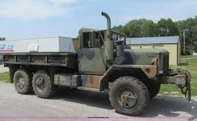100 Ton Truck 1986 Am General 25 Ton Truck Item I8988 SOLD September