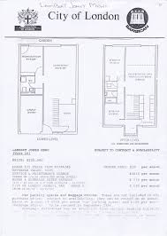100 Mews House Design Lambert Jones Plans Barbican Living