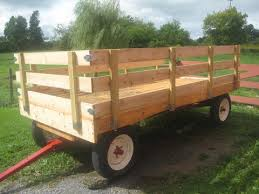 The New Farm Wagon Is Ready To Roll