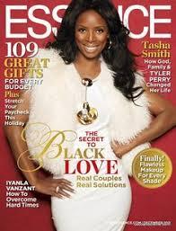 Tasha Smith Covers Essence Magazine December 2011 Issue