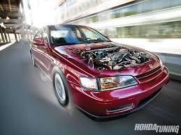 1994 Honda Accord EX Honda Tuning Magazine