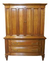 Waterfall Vanity Dresser Set by Vintage U0026 Used Vanleigh Furniture Dressers And Chests Of Drawers