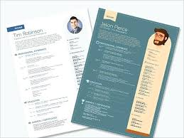 5 Cv Resume Indesign Templates Download Plus Vol 2