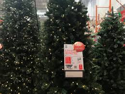 Pre Lit LED 9 Christmas Tree Reg 17900 9900