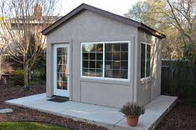 Down to Business With This Backyard fice Tuff Shed