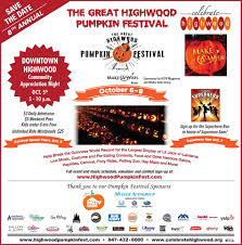 Highwood Pumpkin Festival 2017 by Academic Approach Home Facebook