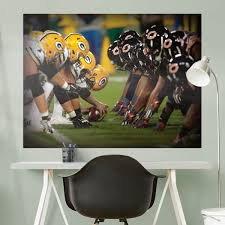 Big Ang Mural Chicago by Chicago Bears Fathead Wall Decals U0026 More Shop Nfl Fathead