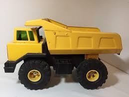 Vintage Metal Tonka Turbo Diesel Dump Truck Construction Toy Vehicle ...