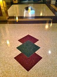 Terrazzo Floor Cleaning Tips by Decorative In Situ Terrazzo Bangkok Airport Insitu Terrazzo