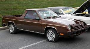 100 Subaru Pickup Trucks Dodge Rampage Wikipedia