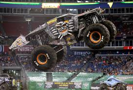 100 Monster Trucks Cleveland MaxD Jam