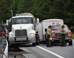 UPDATE) Trucks Collide In I-91 Crash | | The Vermont Standard 2013 Used Gmc Sierra 1500 4wd Extended Cab Standard Box Sle At China Howo Dump Truck Dimeions Dumper For Sale In 2016 Chevrolet Silverado Double Lt 2018 New Ford F150 Truck Series 2wd Supercab Higher Tile Company And Stone 2014 Work 2d Near Filedaihatsu Hijettruck Standard 510pjpg Wikimedia Commons Comparing A Royal Low Profile Height Service Body Rightline Gear 110730 Fullsize Bed Tent 65feet 2500 Regular 1997 Nissan Overview Cargurus