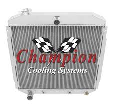 Champion Aluminum Radiators - Ford Truck, 1953 - 1960, 1953, 1954 ... Griffin Radiators 870013ls Performancefit Radiator For Ls Swap 1963 1964 1965 1966 Chevy Truck Alinum Amazoncom Oem Mack Ch Series Heavy Duty Automotive Spectra Premium Cu1553 Free Shipping On Orders Over 99 Best In The Industry By Csf Northern 2017 New High Performance 7387 Various Gm Truckssuvs 19 Core 716 All Works Keeping You Cool For The Long Haul Mitsubishi Fuso With Frame Oes Me409584 Me417294 Gmt568ak 4754 And 16 Fan Kit Cold