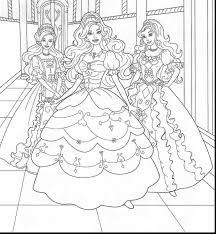 Download Coloring Pages Barbie Christmas To Print Surprising Fairy Page With