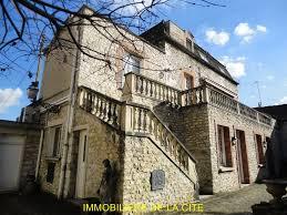 maison a vendre provins maison de caractere dans provins 77160 immobilière de la cité