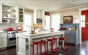 Cute Kitchen Decor Decorating Themes Red Accents Sets Orange