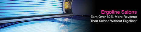 Ergoline Tanning Beds by Synergy Tanning Systems Providing Salons With Ergoline Soltron