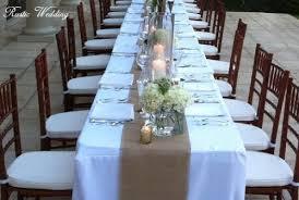 Rustic Burlap Wedding Table RunnersBurlap Runners12 Inches Wide Fall