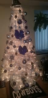 Dallas Cowboys Christmas Tree DecorationsDallas Dak Zek And Dez Kustom Kiori Pinterest