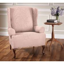 Stretch Sensations Stretch Blush Floral Wing Chair Slip Cover ... Slipcover For Dayton Chair Arm Host Chairs Ethan Allen Fniture Slipcovers Swivel Covers Tub Ding Room Slip Home Decor Shop Sure Fit Stretch Stripe Wing On Sale Free Ideas Tie Back And Corseted A Fun Way To Dress Up Plain Double Diamond All Modern Rocking Classic Two Piece Twill Astoria Grand Polyester Parson Reviews Wayfair Elegant Wingback Pastrtips Design Amazoncom Surefit Duck Solid Natural