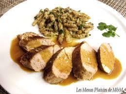 comment cuisiner des crosnes crosnes du japon et filet pur de porc aux saveurs de l orient