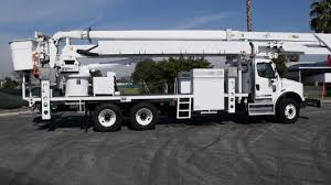 100 Altec Boom Truck 2009 Freightliner M2 112 HL125 130 Bucket For Sale Www