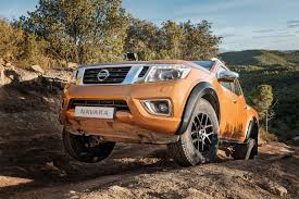 100 Nisson Trucks Nissan Navara OFFROADER AT32 Arctic