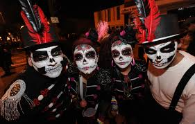 West Hollywood Halloween Carnaval Location by City Of West Hollywood Announces Street Closures For Halloween