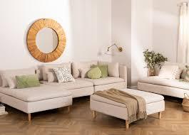 module für sofa in fabric javir