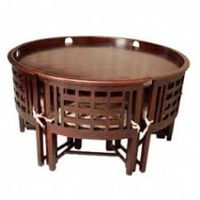 8 seater round dining table foter